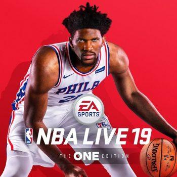 NBA Live 19 1 350x350 - NBA Live 19, Joel Embiid sarà l'uomo copertina