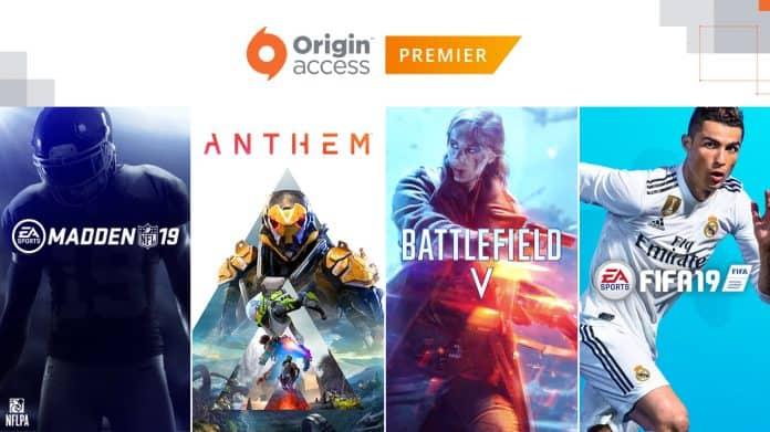 Origin Access Premier - E3 2018, EA presenta Origin Access Premier