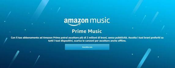 Prime Music - Prime Music, disponibile gratuitamente da oggi per gli iscritti ad Amazon Prime