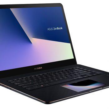 ZenBook Pro 15 thin and intel core i9 Processor 350x350 - Computex 2018: ASUS annuncia i nuovi notebook ZenBook e VivoBook, il concept Project Precog per il PC del futuro e il wearable VivoWatch BP