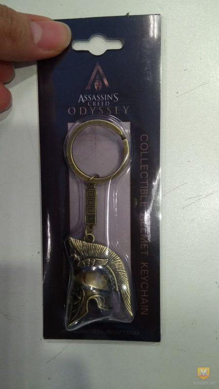 assassins creed odyssey keyring e1530269574699 - Assassin's Creed Odyssey: ecco cosa ne pensiamo