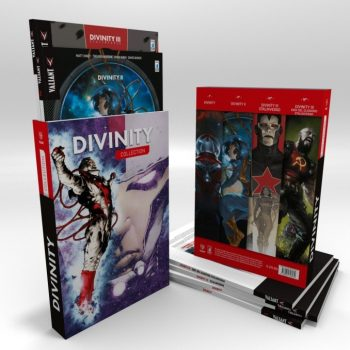 Divinity Collection 350x350 - Star Comics, in arrivo la Divinity Collection