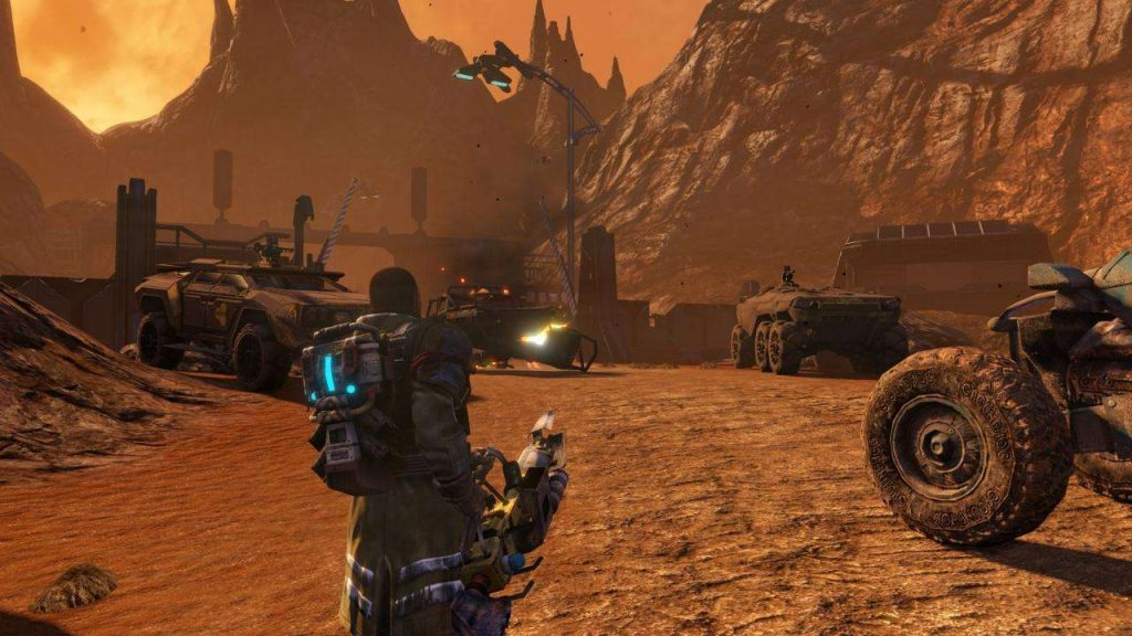 Red Faction Guerrilla Re Mars Tered Edition 3 1024x576 - Red Faction Guerrilla Re-Mars-Tered Edition, la nosta recensione