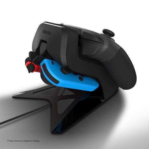 bionik gaming charger switch - Bionik Gaming sta rilasciando un cavo che replica il Dock di Switch