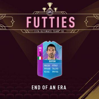 buffon end of an era 350x350 - FIFA 18 FUT - Ultimate Team OSCAR DI FUT (Futties), tutto quello che c'è da sapere