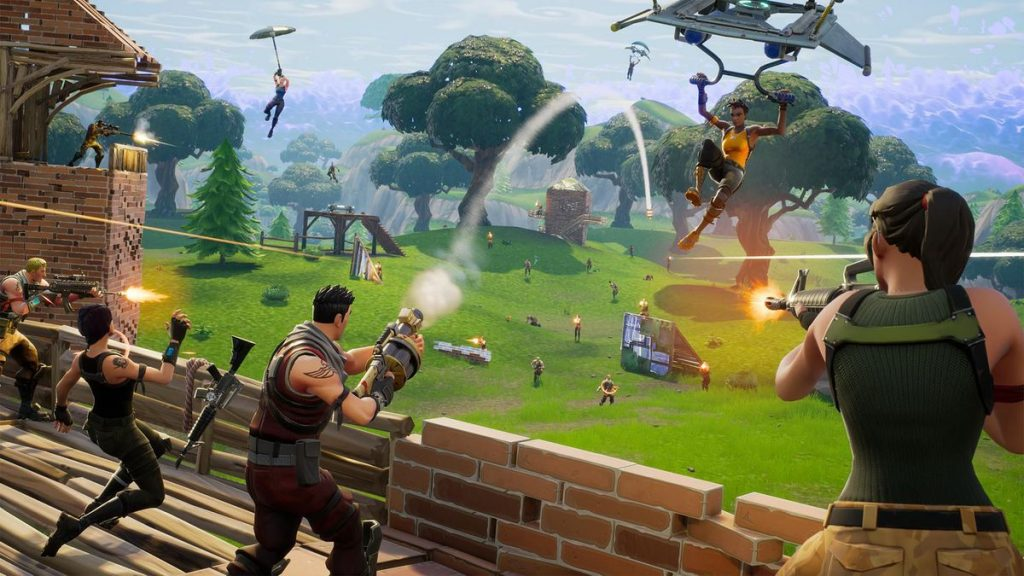 Fortnite Update 4.5