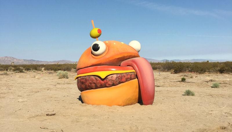 hamburger bisunto fortnite - Ultimo giorno prima della Quinta Stagione di Fortnite