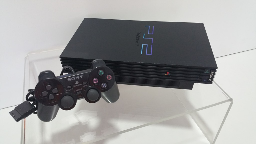 ps2 fat - Back 2 The Past: basta solo il nome... PlayStation 2