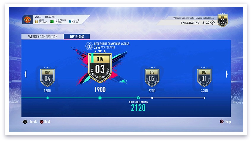 FIFA19 Tile Medium FUT Skill Rating md 2x - FIFA 19 FUT - Ultimate Team, trucchi e consigli