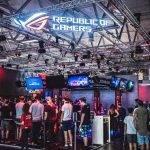 Gamers line up to experience VR at ROG booth during for Gamescom 2018 150x150 - Gamescom 2018, Asus presenta le nuove schede grafiche NVIDIA RTX e tanti nuovi prodotti dedicati al gaming