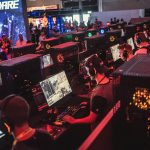 Gamers play Call of Duty Black of Ops 4 exclusively on Powered by ASUS PC builds 150x150 - Gamescom 2018, Asus presenta le nuove schede grafiche NVIDIA RTX e tanti nuovi prodotti dedicati al gaming