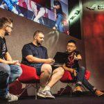 Gaming influencer P4wnyhof center shares thoughts on Zephyrus with ASUS Bob Chen right at Gamescom 2018 150x150 - Gamescom 2018, Asus presenta le nuove schede grafiche NVIDIA RTX e tanti nuovi prodotti dedicati al gaming