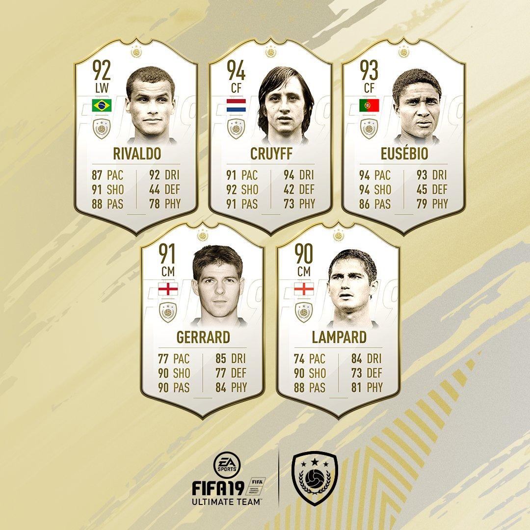 Icon - FIFA 19, tutto quello che c'è da sapere