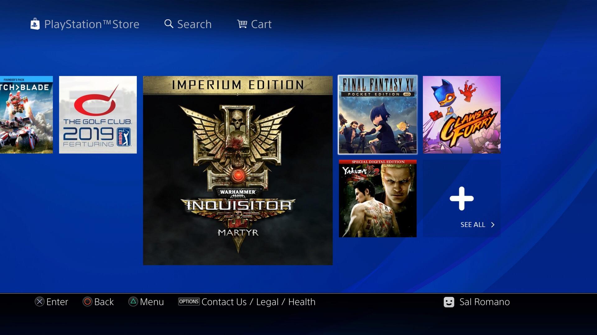 FFXV Pocket Edition HD PS Store - Final Fantasy XV: Pocket Edition HD appare su PS Store