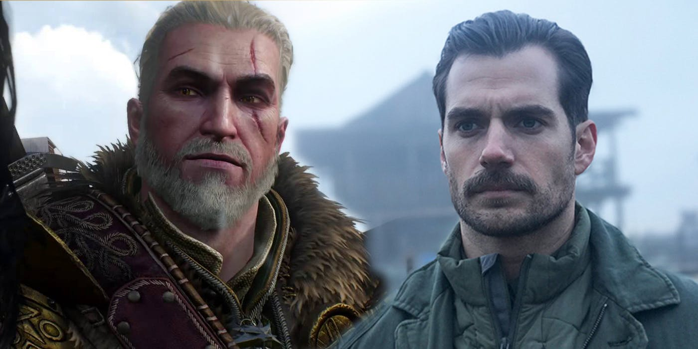 Henry Cavill Geralt of Rivia Netflix The Witcher adaptation - The Witcher, la serie Netflix avrà Henry Cavill come protagonista