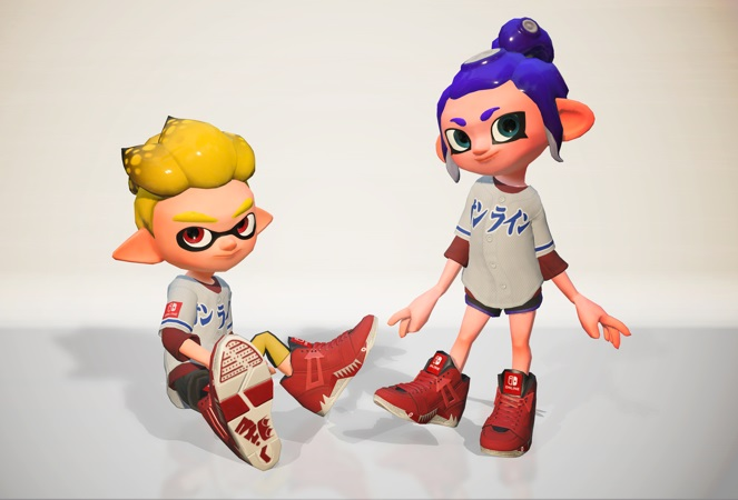 Splatoon subscription bonus nintendo switch online - Nintendo ragala ai sottoscrittori dell'abbonamento annuale...
