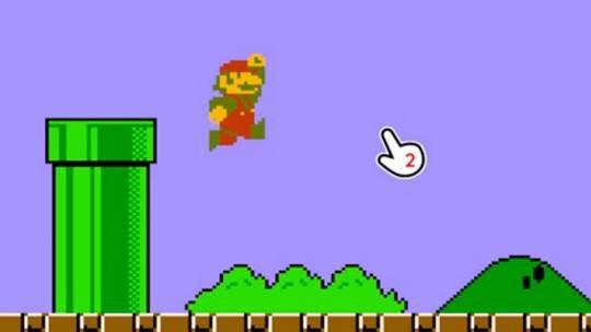mario cursore - Nintendo Switch Online - I giochi NES saranno ricchi di novità