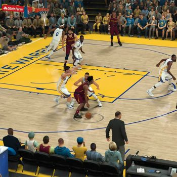 nba 2k19 gameplay 350x350 - NBA 2K19, la nostra recensione