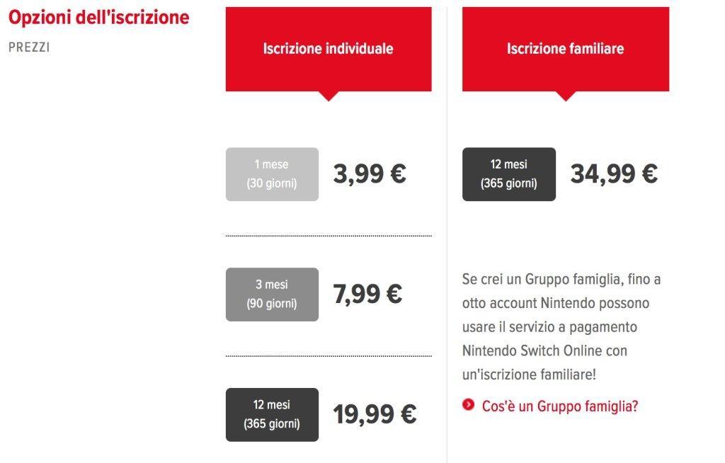 nintendo switch online abbonamenti - Nintendo Switch Online, ecco cosa ne pensiamo