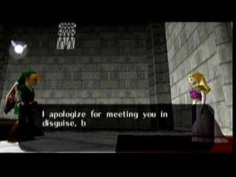 zelda sheik - Back 2 The Past: parliamo di The Legend of Zelda: Ocarina of Time