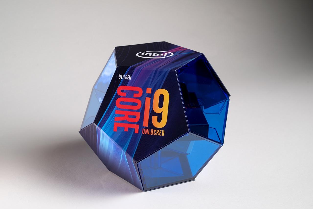 9thGen i9 Box - INTEL - Nuovo processore Core i9-9900K, il migliore per il gaming