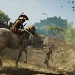 ACOD screen HorseAtCampsite 1538388609 150x150 - Recensione Assassin's Creed Odissey, l'antica Grecia secondo Ubisoft
