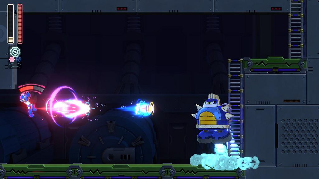 double gear megaman 11 - Mega Man 11 - La nostra recensione