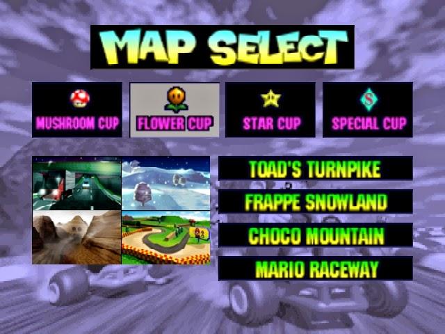 mario kart 64 flower cup - Back 2 The Past - Scaldate i motori, oggi tocca a Mario Kart 64