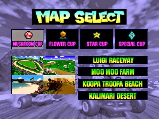 mario kart 64 mushroom cup - Back 2 The Past - Scaldate i motori, oggi tocca a Mario Kart 64