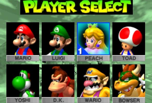 mario kart 64 player - Back 2 The Past - Scaldate i motori, oggi tocca a Mario Kart 64