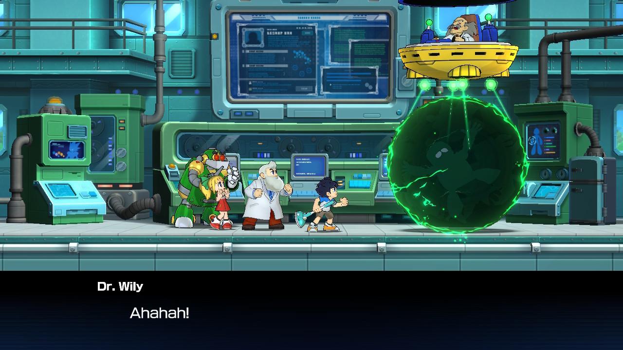 mega man 11 trama - Mega Man 11 - La nostra recensione