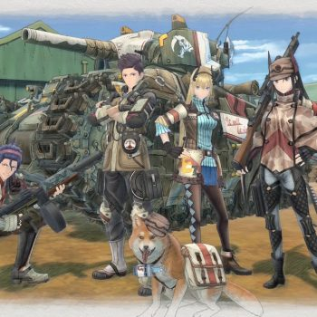 valkyria chronicles 4 characters 350x350 - Valkyria Chronicles 4, la nostra recensione