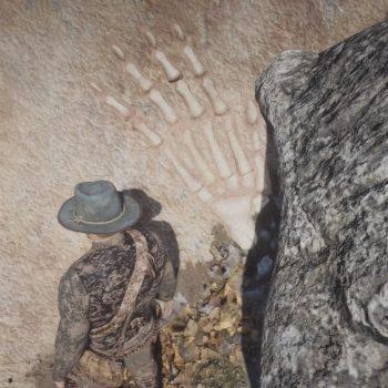 Osso Dinosauro 13 Luogo 350x350 - Red Dead Redemption 2, dove trovare tutte le ossa di dinosauro