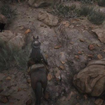 Osso Dinosauro 23 Luogo 350x350 - Red Dead Redemption 2, dove trovare tutte le ossa di dinosauro