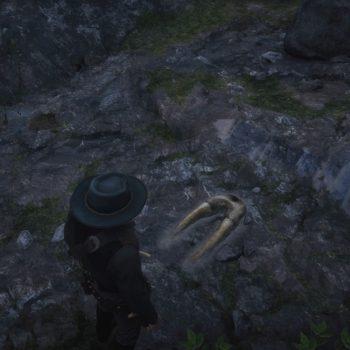 Osso Dinosauro 7 Luogo 350x350 - Red Dead Redemption 2, dove trovare tutte le ossa di dinosauro