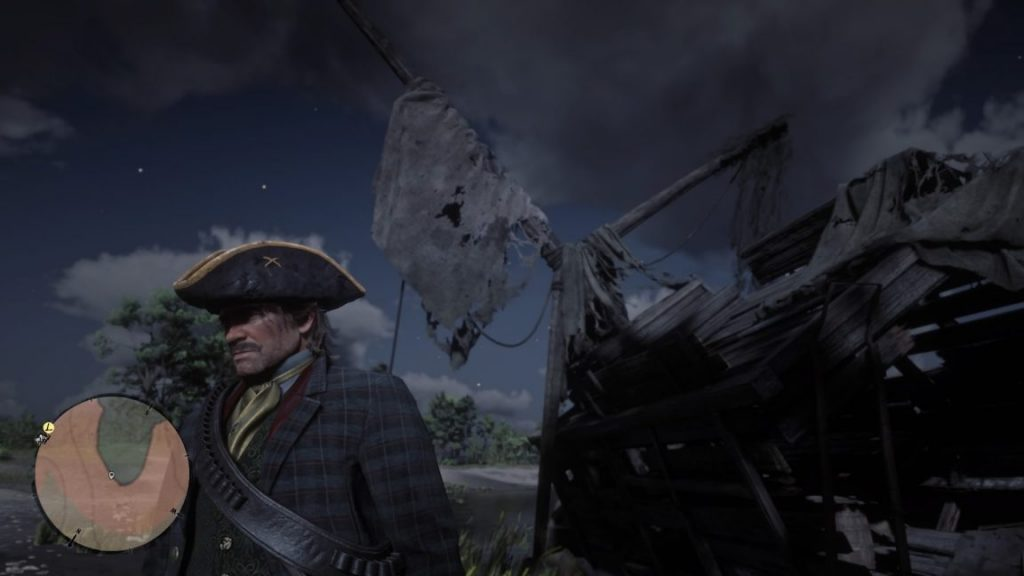 Red Dead Redemption 2 pirate hat 1152x648 1024x576 - Red Dead Redemption 2: le migliori armi e dove trovare tutte le armi uniche e rare