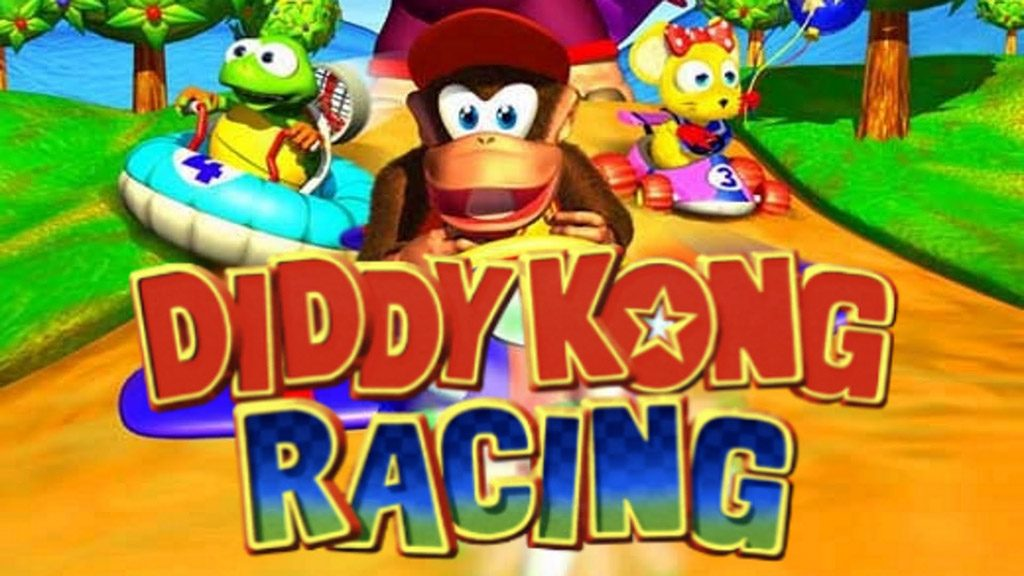 diddy kong racing 1024x576 - Back 2 The Past - ecco a voi Diddy Kong Racing