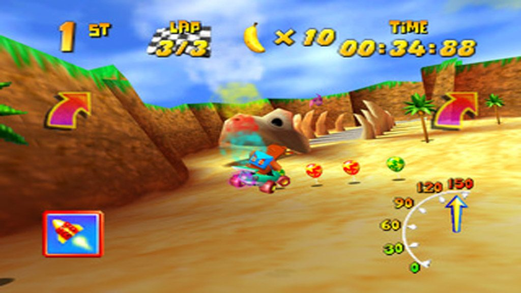 diddy kong racing palloncini 1024x576 - Back 2 The Past - ecco a voi Diddy Kong Racing