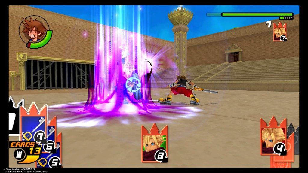 kingdom hearts chain 1024x576 - Back 2 The Past - Kingdom Hearts Parte 1/3