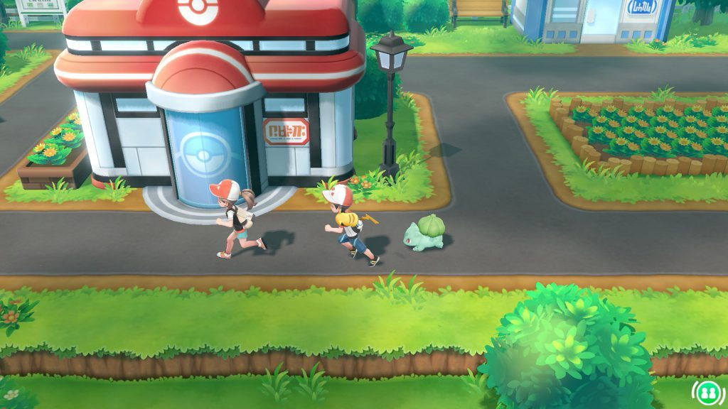 pokemon lets go coop 1024x576 - Pokemon: Let's Go Pikachu - Eevee - la nostra recensione