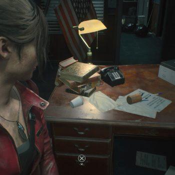 """RE2 Hiding Place Office 350x350 - Resident Evil 2 - Guida: dove trovare il rullino """"Nascondiglio"""""""