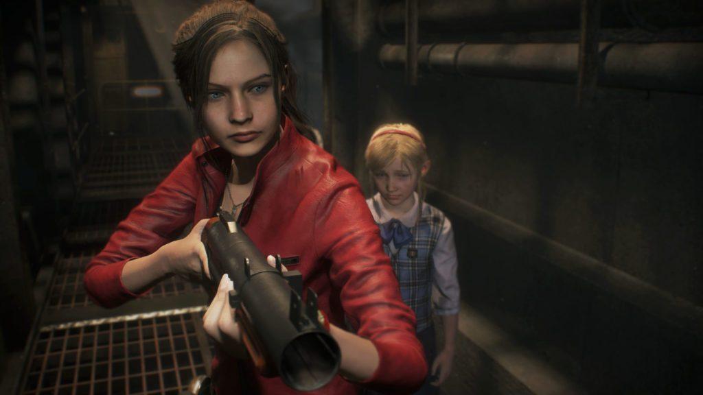 claire resident evil 2 1024x576 - Resident Evil 2 - Guida alle armi e dove trovarle