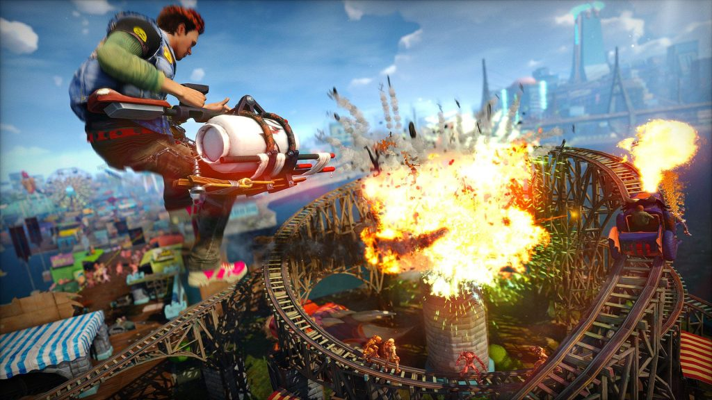 sunset overdrive v1 570612 1024x576 - Recensione Sunset Overdrive - Versione PC