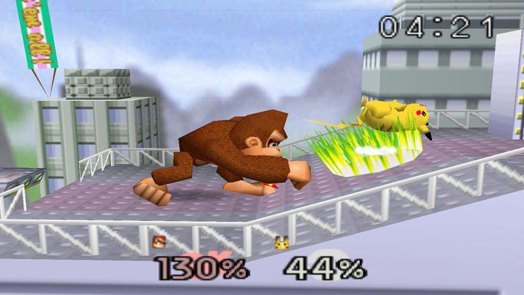 super smash bros 1024x576 - Back 2 The Past - Super Smash Bros: Mario, Link e compagnia se le danno di santa ragione