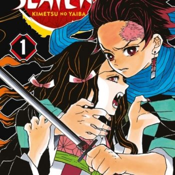 Demon Slayer – Kimetsu No Yaiba 350x350 - Demon Slayer – Kimetsu No Yaiba n. 1: Legami… di Sangue è in arrivo ad Aprile