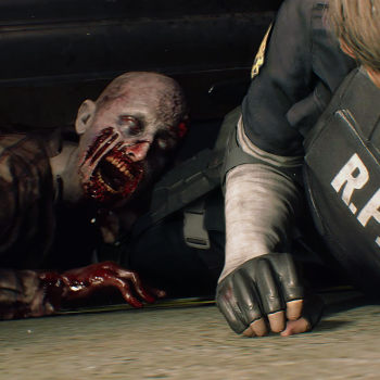 RE 2 Zombi 350x350 - Resident Evil 2 - Remake, la nostra recensione