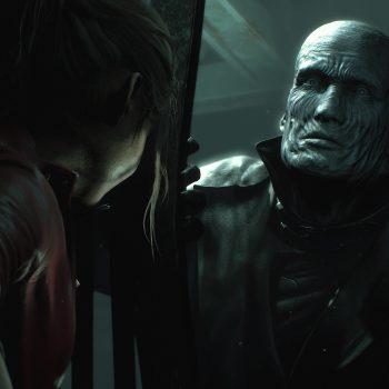 Tyrant 350x350 - Resident Evil 2 - Remake, la nostra recensione