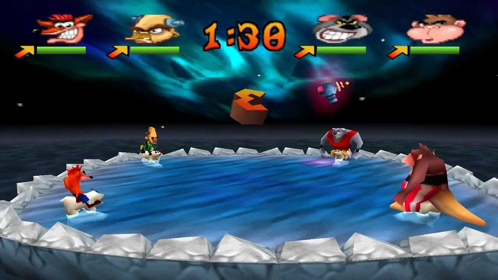 crash bash polar 1024x576 - Back 2 The Past - Facciamo festa con Crash Bash