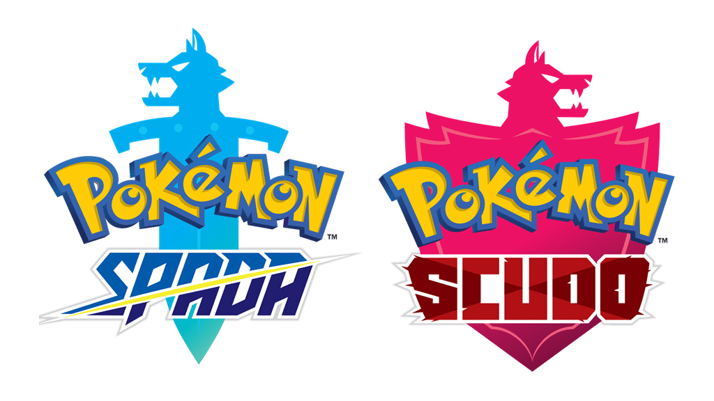 Pokemon Spada Pokemon Scudo