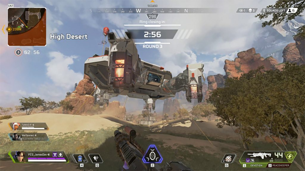 supply apex legends 1024x576 - Apex Legends, i trucchi per diventare i migliori